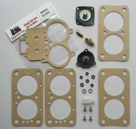 Service Kit for Weber 45 DFC Carburetors for Fiat 130